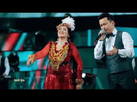 Bunyodbek Saidov - Siz sevgan qo'shiqlar (jonli ijro) (concert version 2018) #UydaQoling