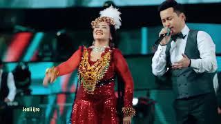 Bunyodbek Saidov Siz Sevgan Qo Shiqlar Jonli Ijro Concert Version 2018