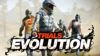 Trials Evolution Skill Game Guide: Exploding Man