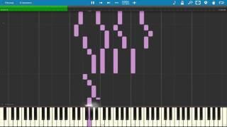 Franz Liszt - Abschied (Russisches Volkslied) | Piano Tutorial