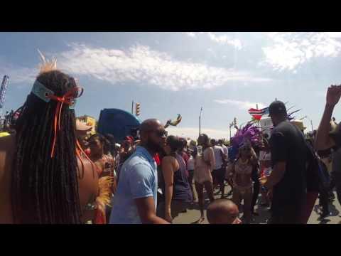 CARIBANA TORONTO CARIBBEAN CARNIVAL PARADE JULY 30TH, 2016 @ LAKESHORE BOULEVARD