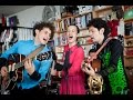 monsieur periné npr music tiny desk concert