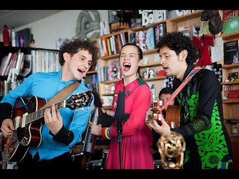 Monsieur Periné: NPR Music Tiny Desk Concert