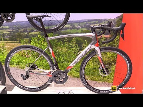 7844809d15b 2017 Ridley Fenix SL Disk Road Bike - Walkaround - 2016 Eurobike - YouTube