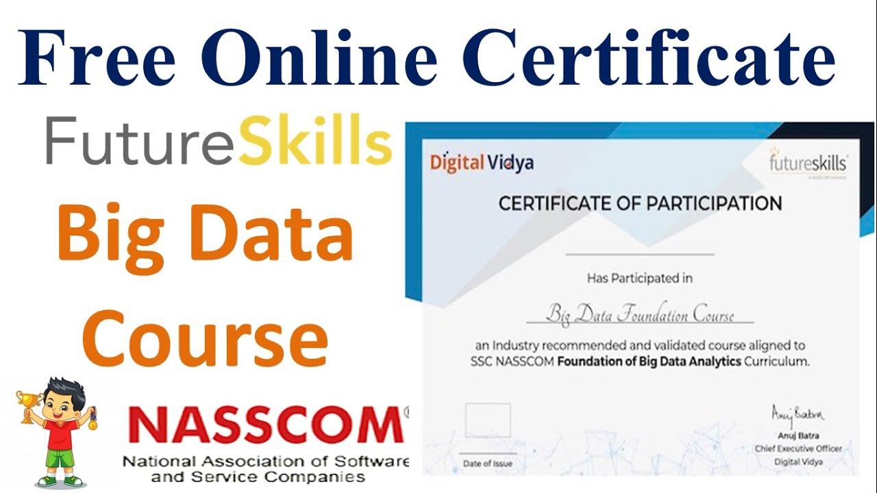 big data analytics training online free