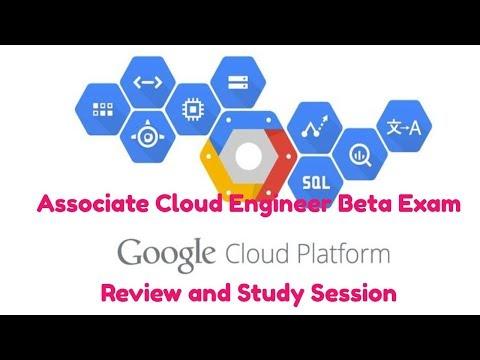 GCP Associate Cloud Engineer Exam Beta Review