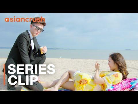 Rub Sunscreen On Me, Senpai~ Hot Robot Infiltrates Anime Club Beach Trip   My Girlfriend's Boyfriend