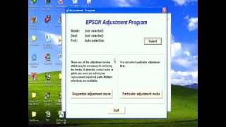 software adjustment resetter program epson t11 t10 t20e tx101