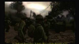 Call Of Duty 2: Big Red One - Mission 1