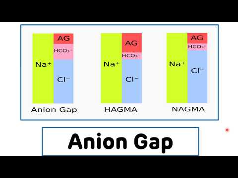 Anion Gap || Anion Gap For The Assessment Of Metabolic Acidosis