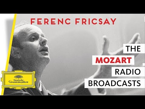 Ferenc Fricsay - The Mozart Radio Broadcasts (Teaser)