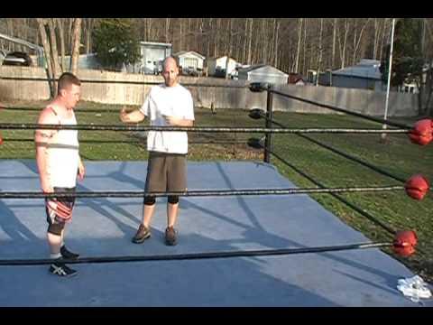 Orton Scoop Slam - How to do the Randy Orton Scoop Powerslam