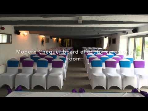 Purple Theme wedding Inspirations By Blue Butterfly Weddings