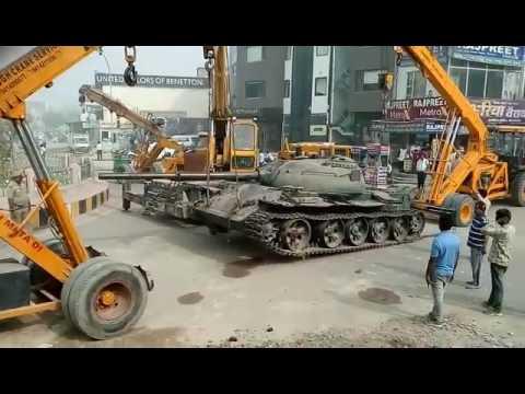 pakistan tank in sriganganagar