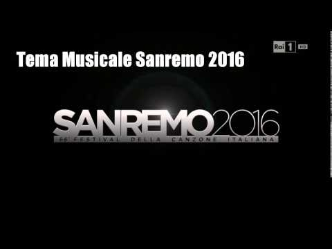 Sanremo 2016 -Tema