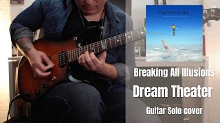 Dream Theater - Breaking All Illusions guitar solo cover by Rod Rodrigues