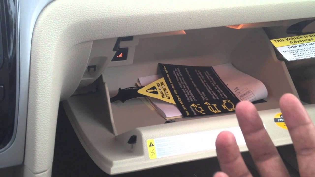 2014 jetta fuse box label 2014 jetta fuse box location passat trunk wont open fix youtube
