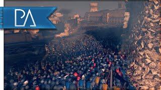 RECLAIMING JERUSALEM - Medieval Kingdoms Total War 1212AD Gameplay