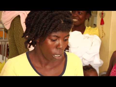 A Hand Up for Haiti: Malnutrition in pediatric ward