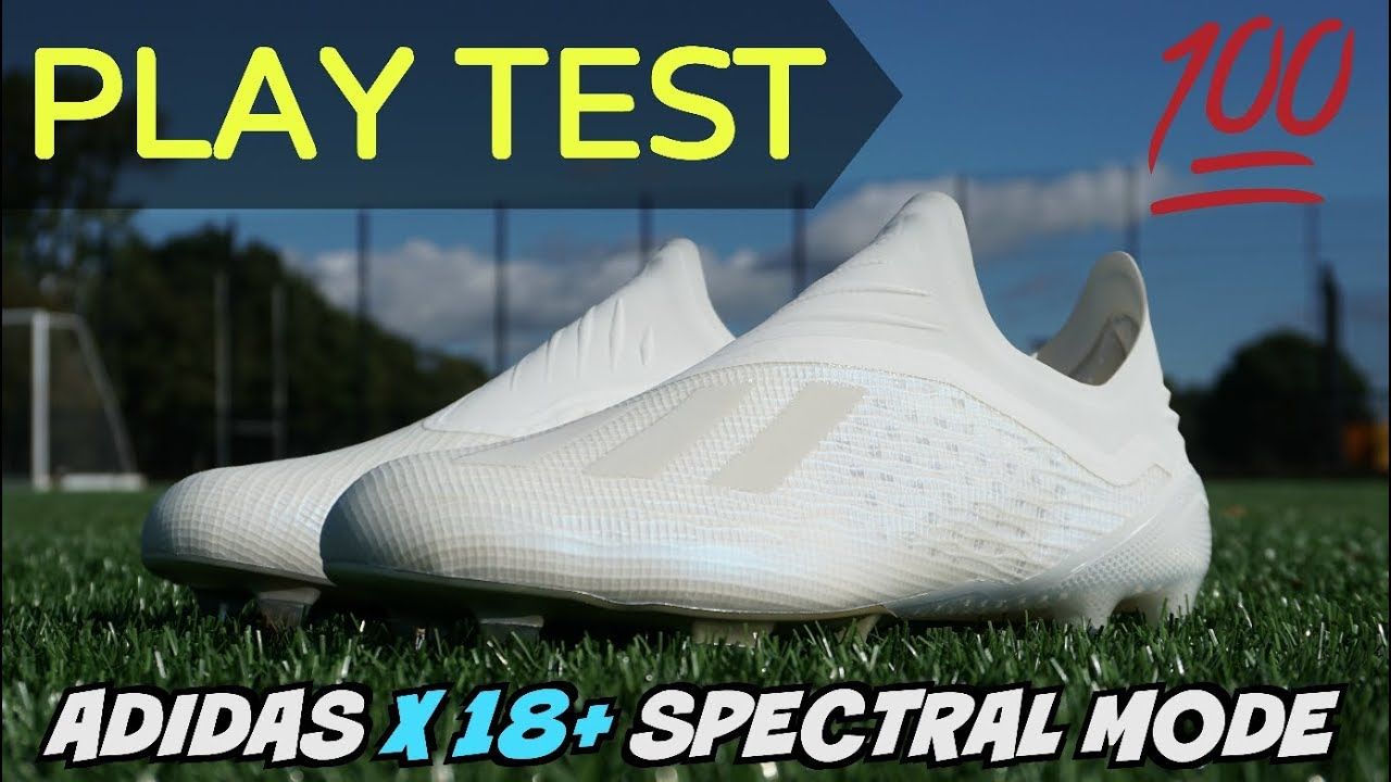 ADIDAS X18.1 TEST and REVIEW Boots of Gareth BALE YouTube