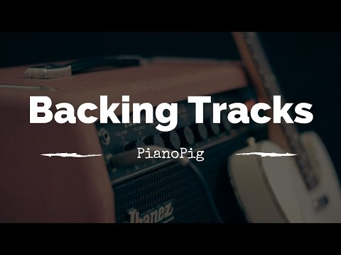 Smooth Jazz Backing Track in E Minor (68bpm)