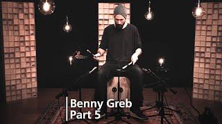 MEINL Percussion Studio Session - Benny Greb - Part 5