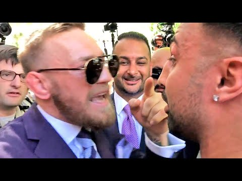 The Pat And Aaron Show - Malignaggi : Making Weight Would Be Harder Than Beating Conor McGregor