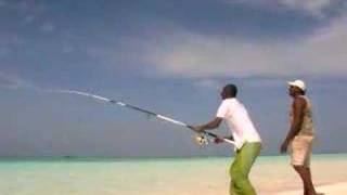 beach fishing Heaven maldives(where else can u catch a 35kg fish right from the beach...This is where u have to be., 2007-05-19T08:33:48.000Z)