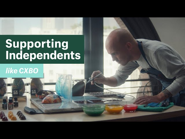 Supporting Independents like CXBO