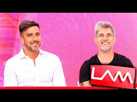 Los ángeles De La Mañana - Programa 13/02/2020- Federico Hoppe Y Pablo Prada Se Confiesan
