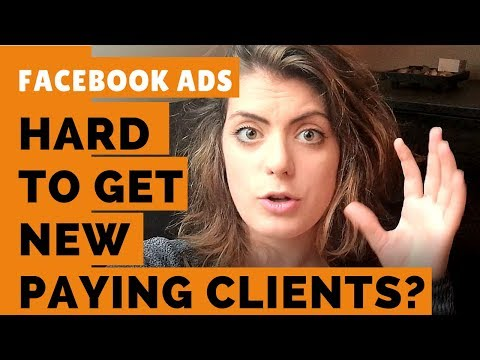 Facebook Ads: change your mindset to attract new clients!
