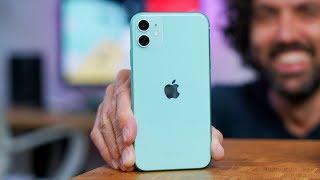  iPhone 11 - UNBOXING A PRVNÍ POCITY [4K]