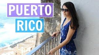 Puerto Rico Travel Diary   March 2016