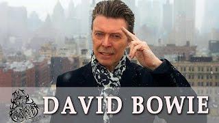 10 Fakten über DAVID BOWIE!