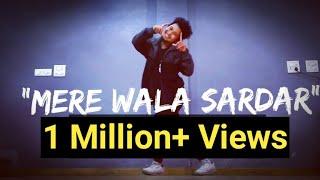 Download lagu MERE WALA SARDAR -Tushar Arora || Dance Cover || Freestyle By Anoop Parmar
