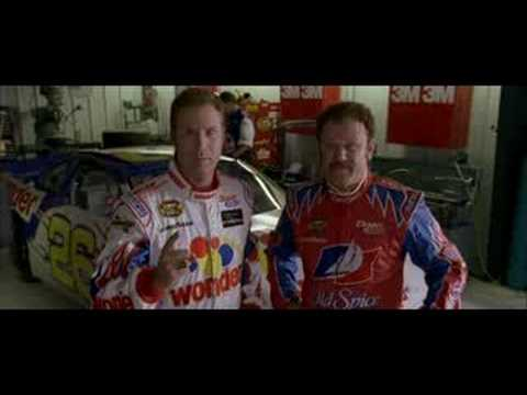 talladega nights public service announcements youtube. Black Bedroom Furniture Sets. Home Design Ideas