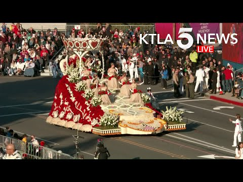 The 2020 Rose Parade By KTLA 5
