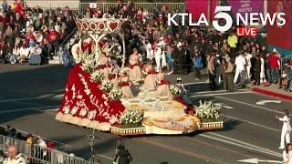 The 2020 Rose Parade By Ktla 5