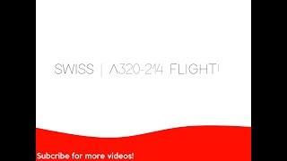 ROBLOX | SWISS A320-214 VOO!