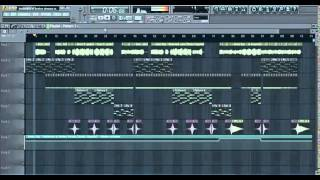 Green Day - Boulevard Of Broken Dreams (I Walk Alone) FL Studio Remix By The Waiter
