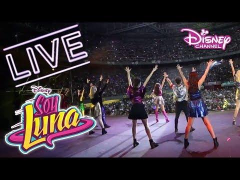 SOY LUNA - Backstage in Kolumbien 💃🎉 | Disney Channel