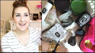 HAUL! Sephora, Candles, Quay, Nike, Jewelry, Diptyque, Gift