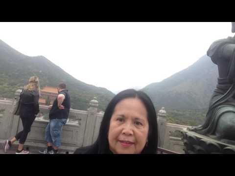 Lantau's Big Buddha HK