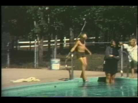 Swimming Pool At The Lake Arrowhead Lodge 8mm Home Movie Youtube