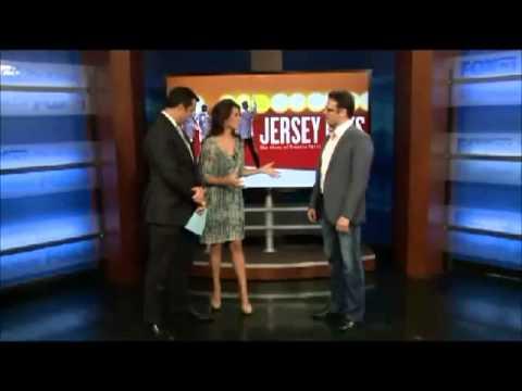 Nicolas Dromard from Jersey Boys on FOX CT
