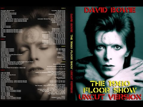 David Bowie/Marianne Faithfull. I Got You Babe. 1980 Floor Show Outtakes/Rehearsal