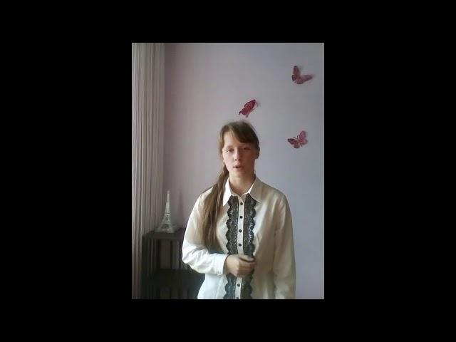 Изображение предпросмотра прочтения – ПцареваТатьяна читает произведение «Вот опять окно» М.И.Цветаевой