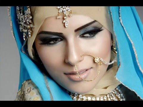 Arabic Bridal Makeup 2016
