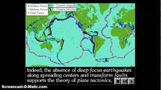 PT08 Earthquakes & Plate Tectonics
