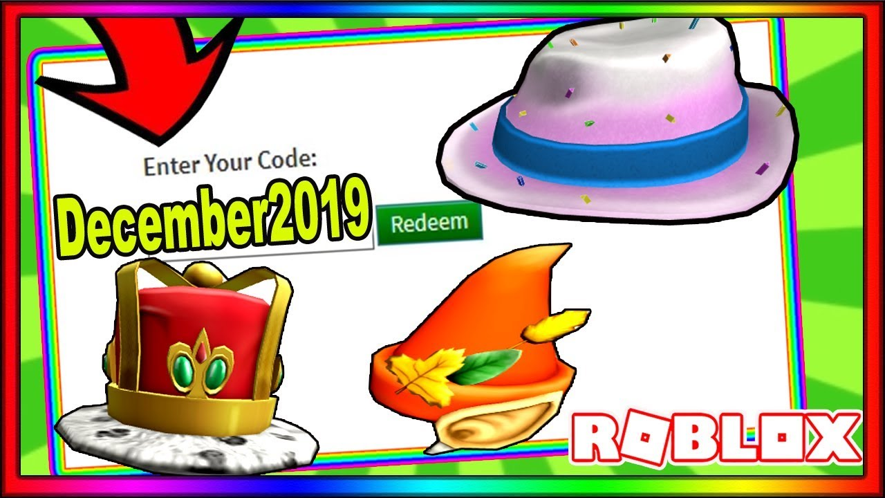 Roblox December Promo Codes 2019 Youtube All New December 2019 Roblox Promo Codes Not Expired Youtube